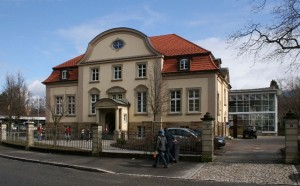 Villa Weber Schülermensa